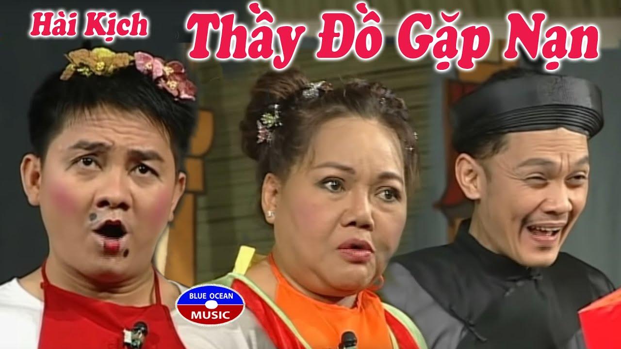 Hai Thay Do Gap Nan (Ngoc Giau Huu Chau Anh Vu)