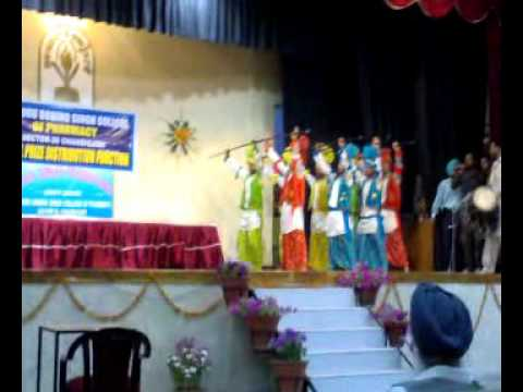 SGGS College of Pharmacy sector 26 Chandigarh .2009 MLT Annual event