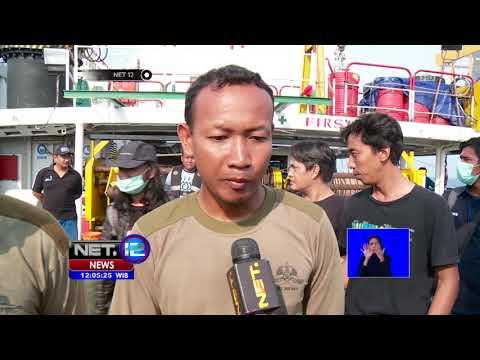 Kisah Tim Penyelam Dalam Menemukan Black Box Lion Air JT 610   NET12 Mp3