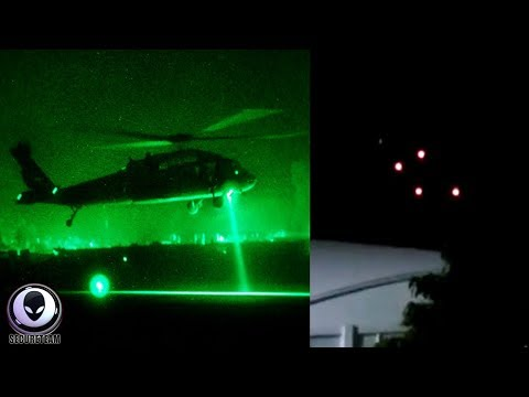 nouvel ordre mondial | WHOA! Helicopters Observe