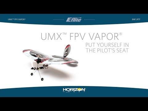 FPV Vapor® RTF & BNF by E-flite