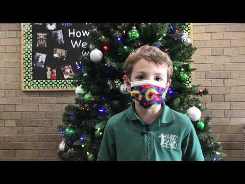 Green Park Lutheran School Virtual Christmas Program 2020