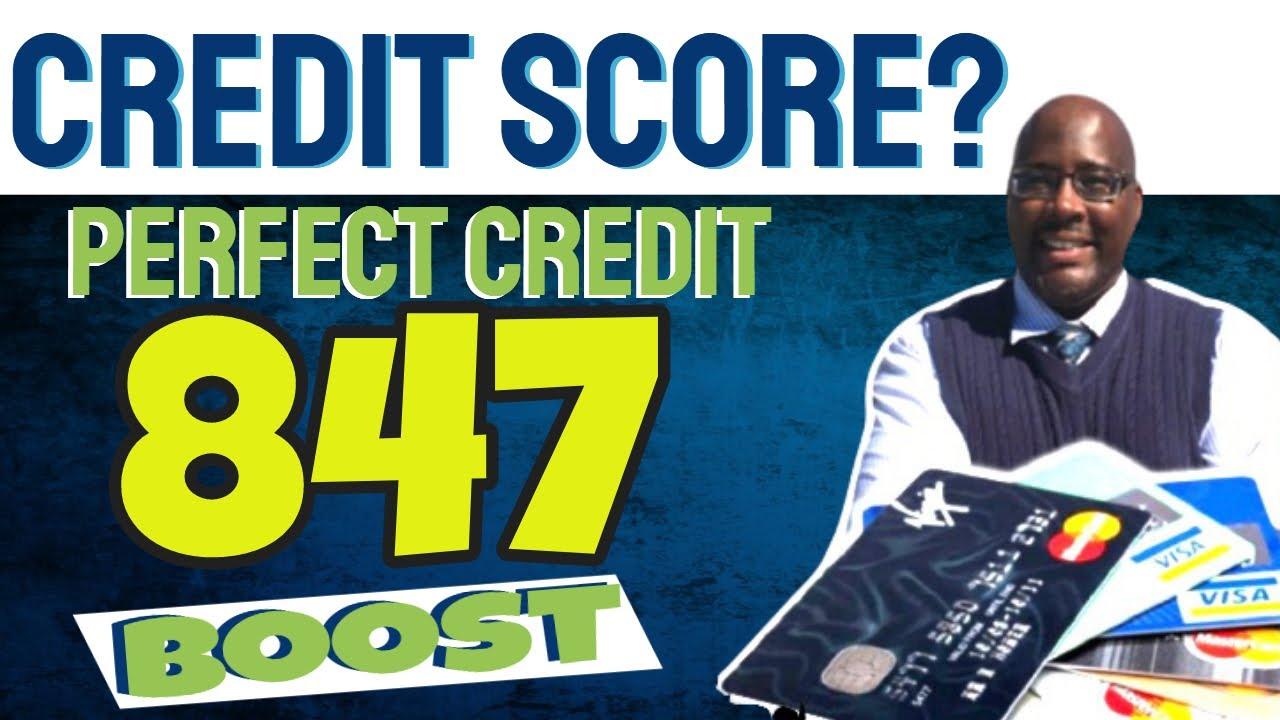 Download Credit Score Boost 2021!  Top 5 Best Sneaky Credit Score Boost To 850! Perfect Credit Score 850!