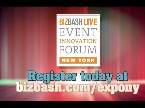 BizBash Live: The Expo N.Y. 2016