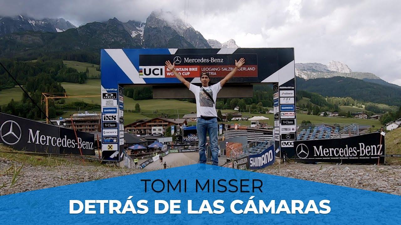 Filmmakers de Copa del Mundo I Tomi Misser