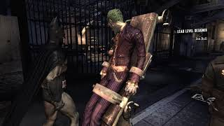 Batman  Arkham Asylum Part 1- Welcome to the Madhouse