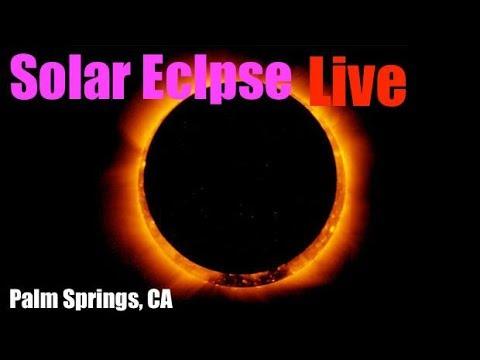 Solar Eclipse| LIVE | 2017