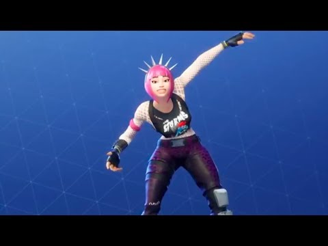 FORTNITE BOOGIE DOWN EMOTE (1 HOUR)