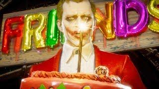 Mortal Kombat 11 PC - The Joker Friendship Fatality on All MK11 Characters