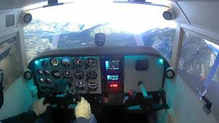 Cessna home cockpit - Homebuild flight simulator cockpit for X-plane