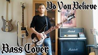 Motörhead - Do You Believe [BASS COVER]
