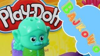 Salon fryzjerski troli   Play-Doh Trolle   Bajki i Kreatywne Zabawy