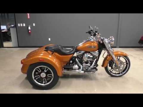 Used harley davidson freewheeler for sale in texas
