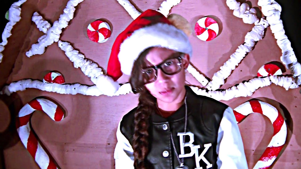 christmas song by 8 year old baby kaely kid rapper youtube - How Old Is Christmas