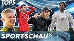 Top 5: 5 gewagte Prognosen zum Rückrundenstart  | Sportschau