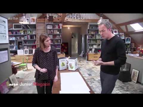 Zu Besuch beim Comiczeichner Zep (Philippe Chappuis)