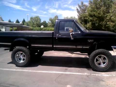 1989 f150 walk around - midnyte - youtube