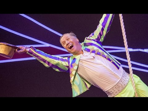 Peter Duncan's performance to 'I Wanna Be Like You'  - Tumble: Semi-Final - BBC