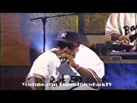 Bad Boy Medley - Puff Daddy, Mase & The Lox - Live (1997)