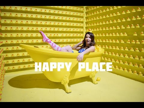 HAPPY PLACE Los Angeles Grand Opening // Stuart Brazell's Bucket List