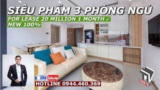 ✅Cho thuê SIÊU PHẨM căn hộ New City Thủ Thiêm Quận 2 | Trần Vũ Vlog