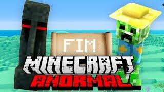 O GRANDE FINAL DE MINECRAFT ANORMAL?! | Minecraft Anormal (FIM?) #10