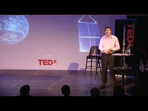 Space Based Solar Power | Peter Sage | TED Talks [2009]
