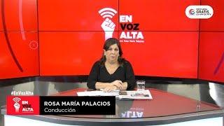 En voz alta con Rosa María Palacios: Entrevista a Alberto Quintanilla y Gonzalo Benavente