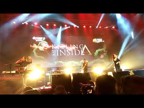 Killing Me Inside Ft Aiu Ratna (Opening Fractured) + Young Blood At Hellprint United Day VI 2018