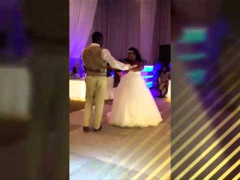 Best Wedding Dance Ever to John Legend's