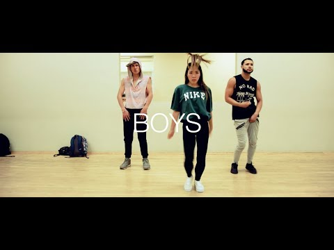Boys | Lizzo | Choreography By: Dean Elex Bais