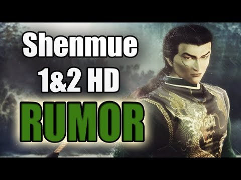 Shenmue 1&2 HD Pushed Back (Rumor) | Comicbook.com
