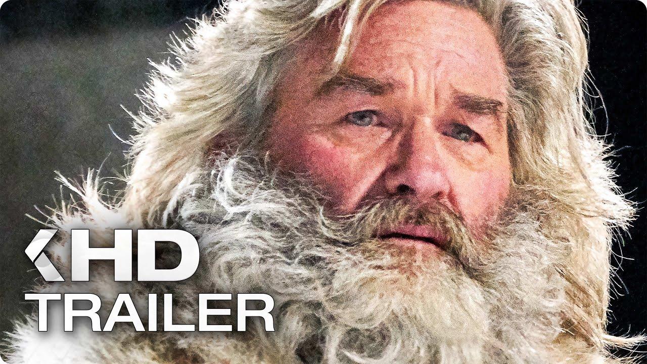 THE CHRISTMAS CHRONICLES Trailer 2 German Deutsch (2018 ...