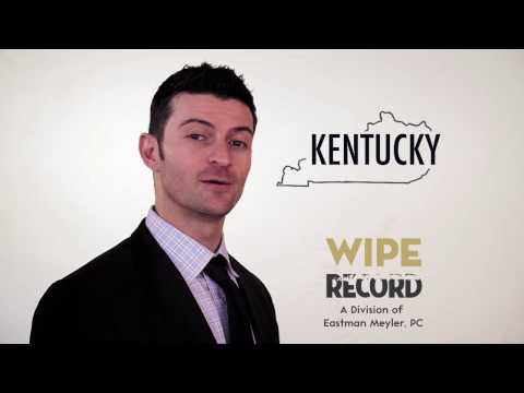 Kentucky Expungement Lawyer   How to Expunge a KY Misdemeanor & Felony