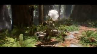 E3 2014 - Star Wars Battlefront 3 Gameplay Trailer [PC|PS4|Xbox One] HD