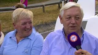 Vierdaagse Nijmegen 2018 - Hennie en Rinie van Houten uit Overasselt
