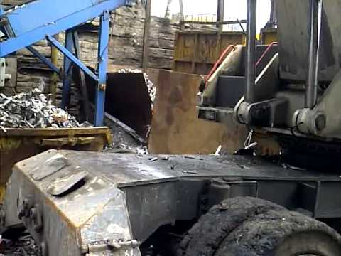 Aluminium Shredding Plant For Sale - 2