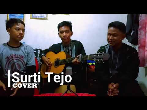 Surti Tejo - Jamrud (cover)