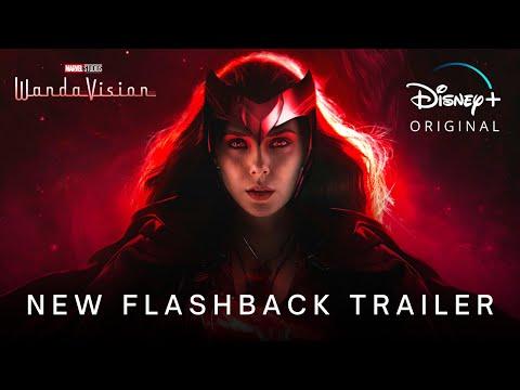 WandaVision | New Flashback Trailer | Disney+