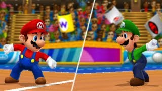 Mario Sports Mix - Volleyball - Mushroom Cup (Hard)
