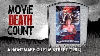 A Nightmare on Elm Street (1984) - Movie Death Count