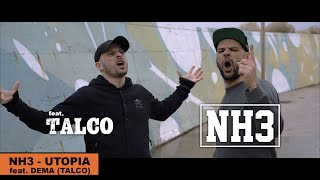 NH3 - Utopia feat. Dema from TALCO (Official Video)