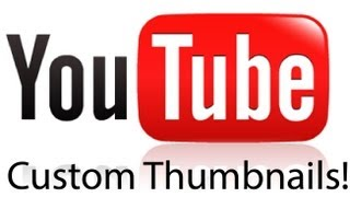Youtube Tutorial - How To Add Custom Thumbnails To Your Youtube Videos(Youtube Tutorial - How To Add Custom Thumbnails To Your Youtube Videos In this video I show you how to add custom thumbnails to your youtube videos!, 2012-08-23T15:17:40.000Z)