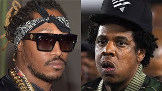 Future CHECKS Jay-Z Big Time With This Video!!