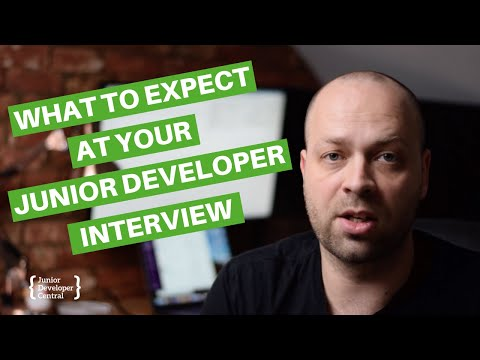 What to expect at your Junior Developer interview