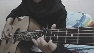 Video Mocca - On The Night Like This [fingerstyle guitar cover] download MP3, 3GP, MP4, WEBM, AVI, FLV Desember 2017