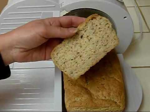 Gluten Free Bread Recipe for Sandwiches: Oat or Sorghum