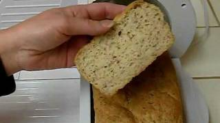 Gluten Free Bread Recipe for Sandwiches: Oat or Sorghum