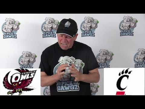 Cincinnati vs Temple 3/7/20 Free College Basketball Pick and Prediction CBB Betting Tips
