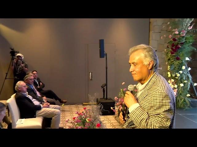 El clavel, un vehículo para mover emociones. Mario Huertas - Semana del Clavel 2020